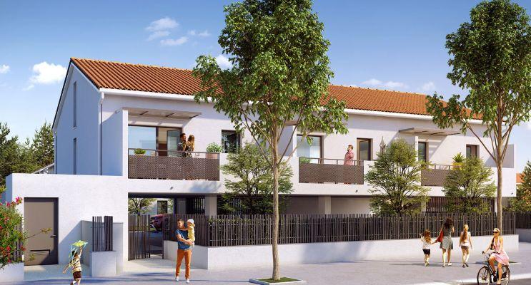 Résidence « L'Aloe Tolosa » programme immobilier neuf en Loi Pinel à Toulouse n°2