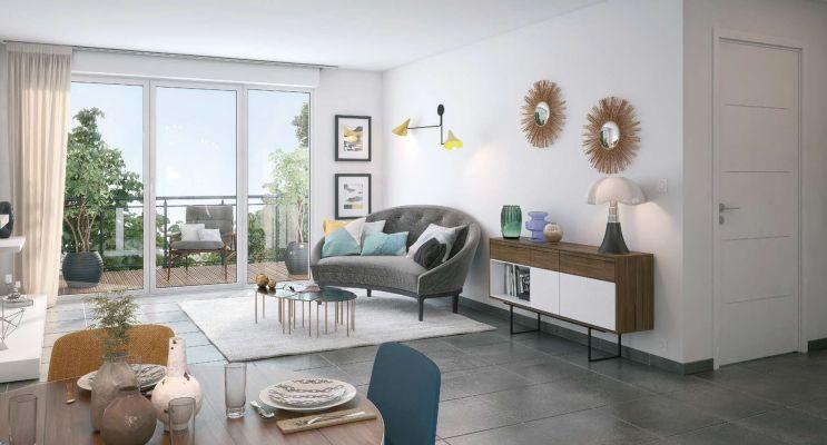 Résidence « L'Aloe Tolosa » programme immobilier neuf en Loi Pinel à Toulouse n°3