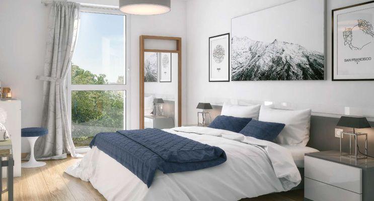 Résidence « L'Aloe Tolosa » programme immobilier neuf en Loi Pinel à Toulouse n°4