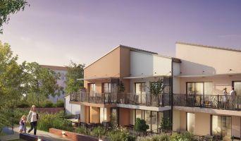 Toulouse programme immobilier neuf « L'Aparté » en Loi Pinel