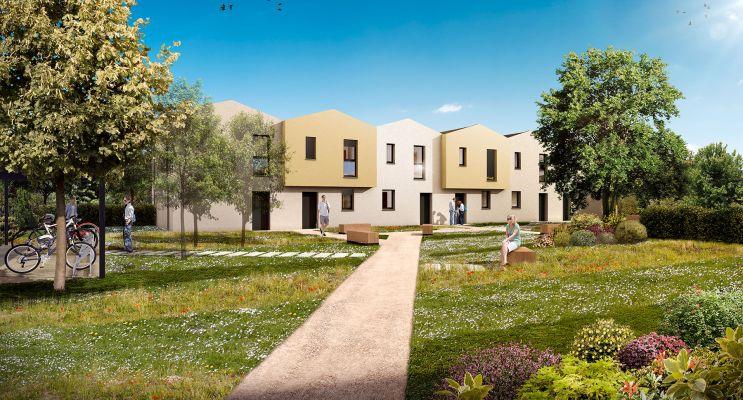 Photo du Résidence « L'Ardéna » programme immobilier neuf en Loi Pinel à Toulouse
