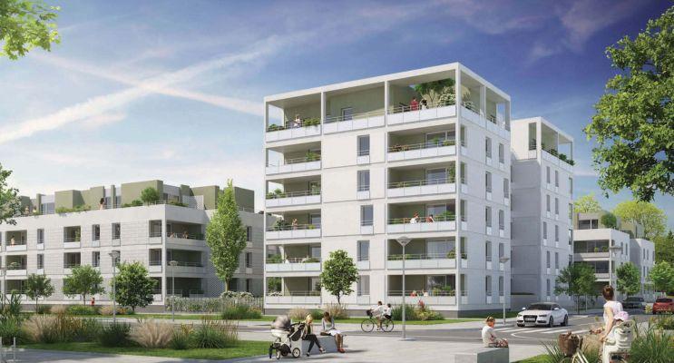 Photo du Résidence « L'Astral » programme immobilier neuf en Loi Pinel à Toulouse