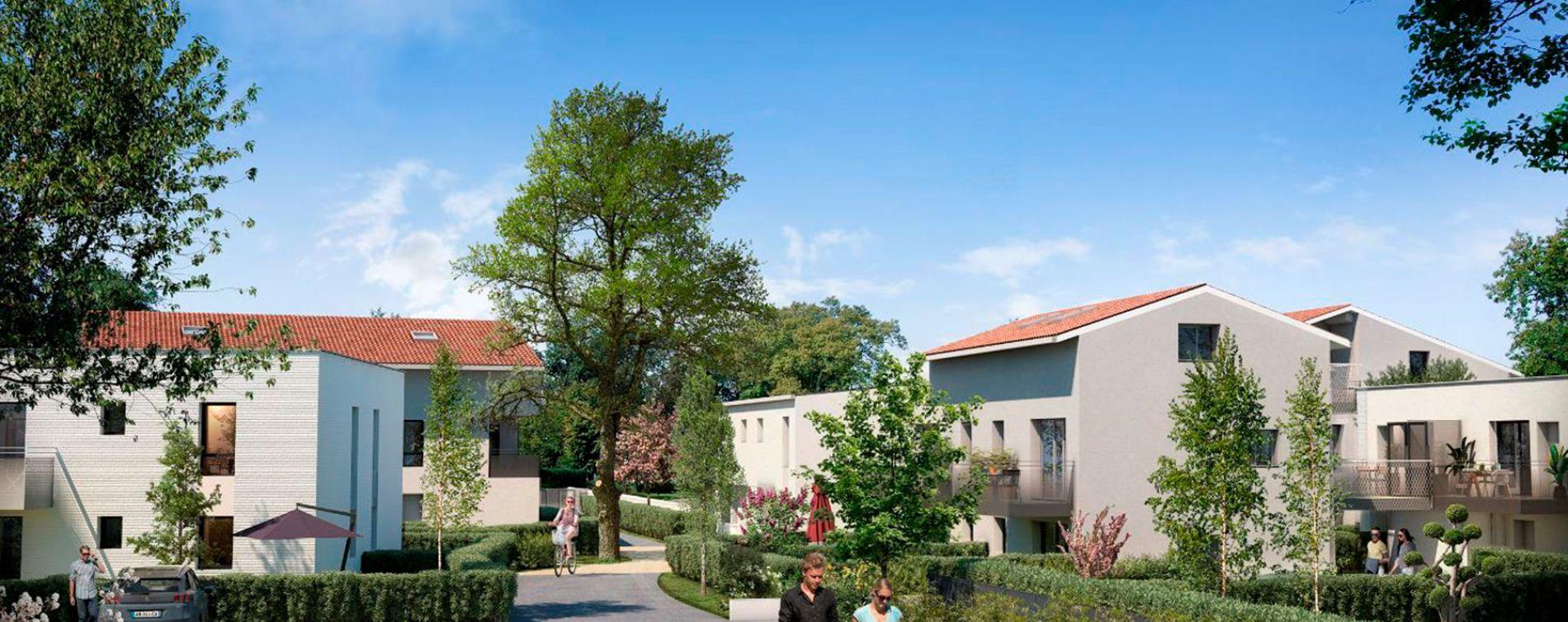 Toulouse : programme immobilier neuve « L'Auréa »