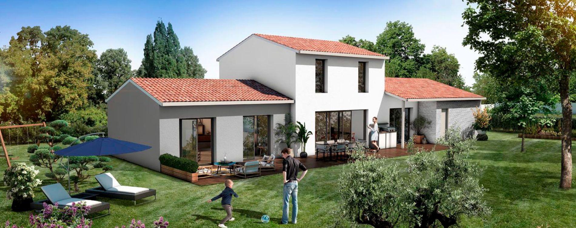 Toulouse : programme immobilier neuve « L'Auréa » (2)