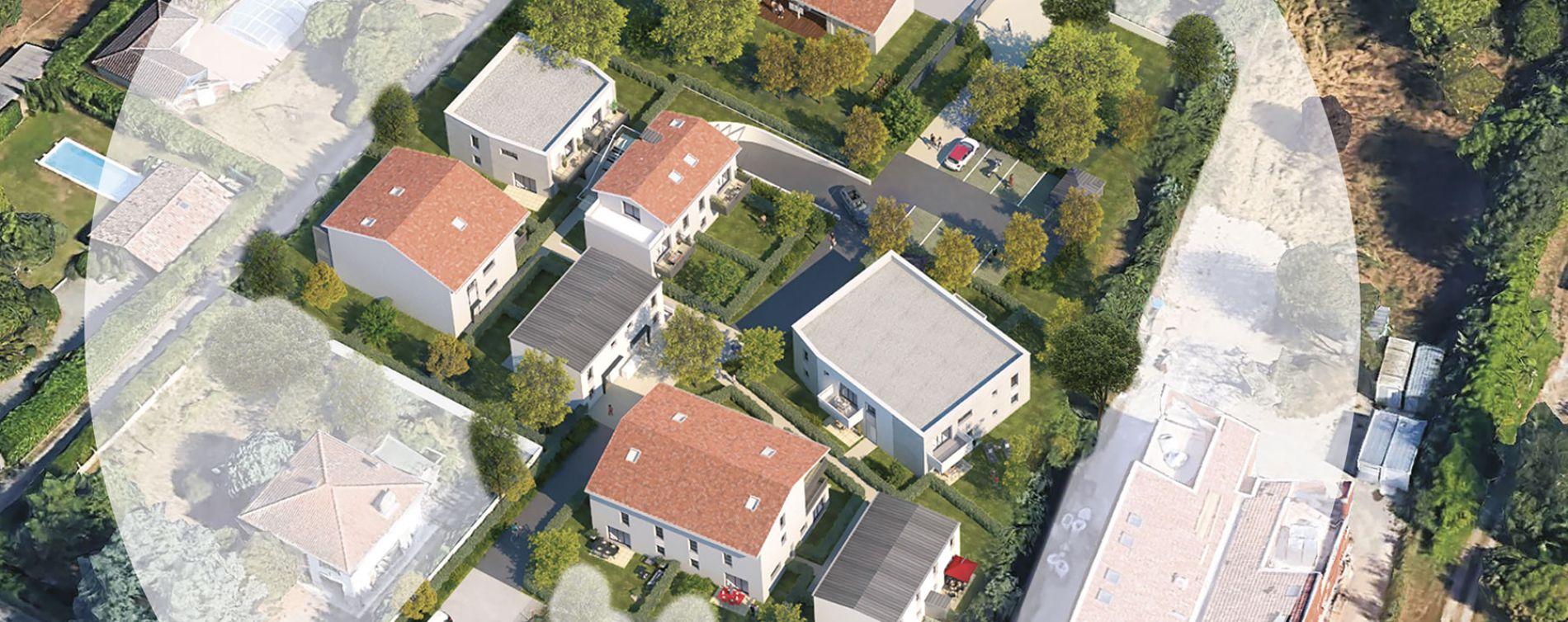 Toulouse : programme immobilier neuve « L'Auréa » (3)