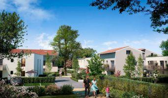 Photo du Résidence « L'Auréa » programme immobilier neuf à Toulouse