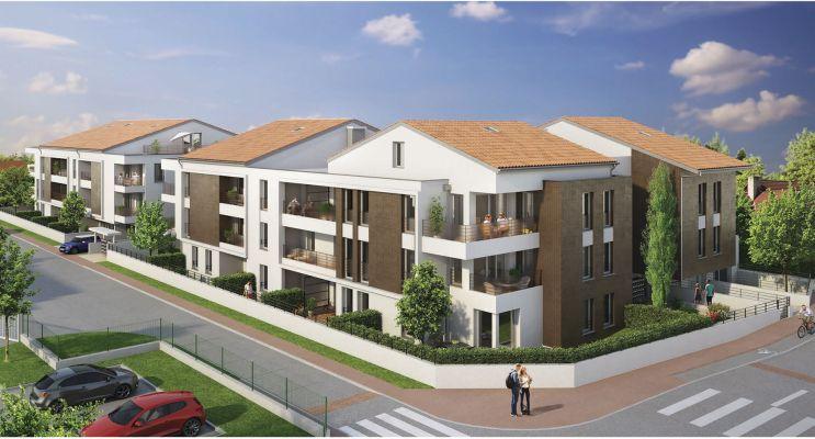 Résidence « Lautrec » programme immobilier neuf en Loi Pinel à Toulouse n°1
