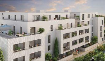 Résidence « Le 17 » programme immobilier neuf en Loi Pinel à Toulouse n°2