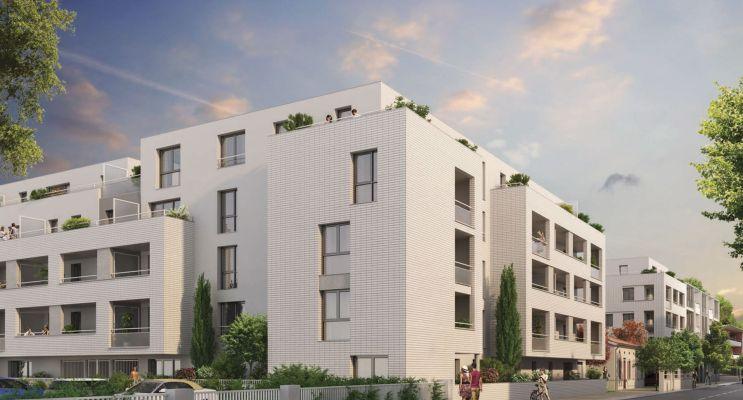 Résidence « Le 17 » programme immobilier neuf en Loi Pinel à Toulouse n°1