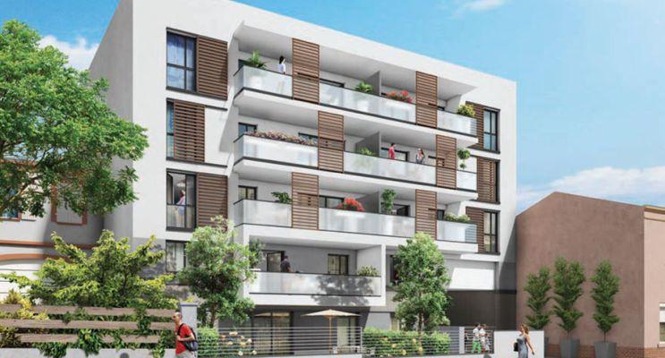 Photo du Résidence «  n°213880 » programme immobilier neuf en Loi Pinel à Toulouse