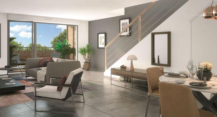Résidence « Le Clos De L'Hermitage » programme immobilier neuf en Loi Pinel à Toulouse n°2