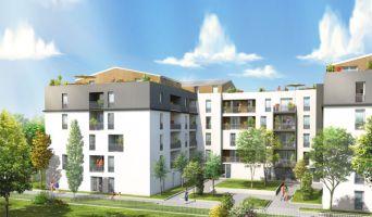 Résidence « Le Clos Du Barry » programme immobilier neuf en Loi Pinel à Toulouse