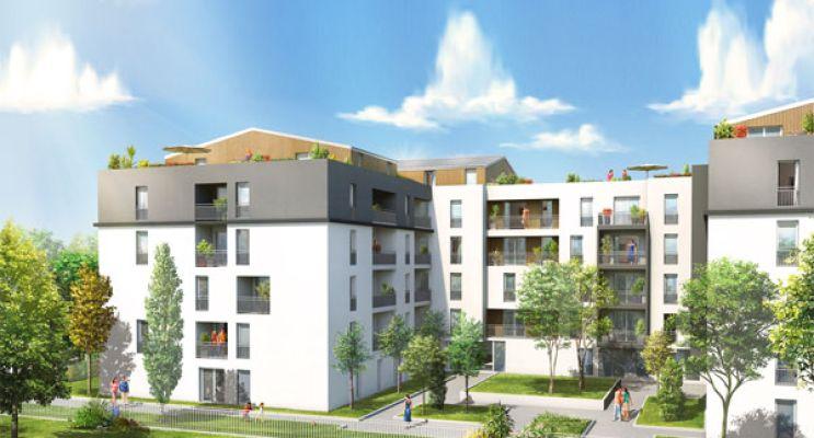 Photo du Résidence « Le Clos du Barry » programme immobilier neuf en Loi Pinel à Toulouse