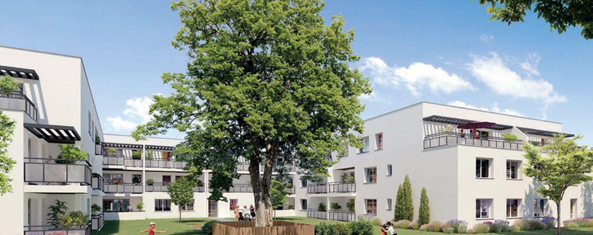 Résidence Le Clos du Chêne à Toulouse
