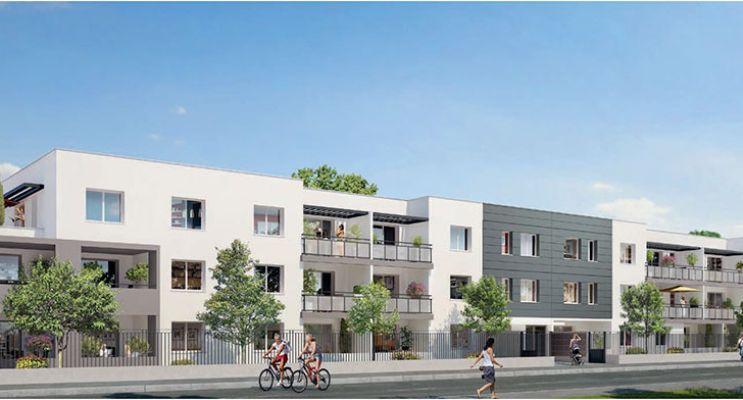 Photo du Résidence « Le Clos du Chêne » programme immobilier neuf à Toulouse
