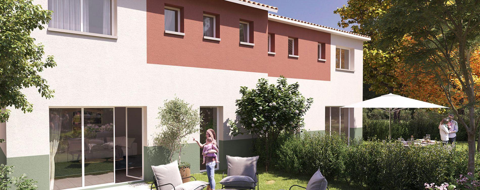 Toulouse : programme immobilier neuve « Le Clos Lacrotzorado »