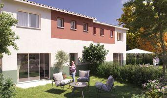 Photo du Résidence « Le Clos Lacrotzorado » programme immobilier neuf à Toulouse