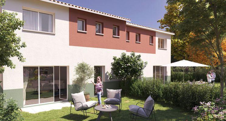 Toulouse : programme immobilier neuf « Le Clos Lacrotzorado »
