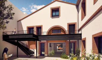 Résidence « Le Conti » programme immobilier à rénover en Loi Pinel ancien à Toulouse n°2