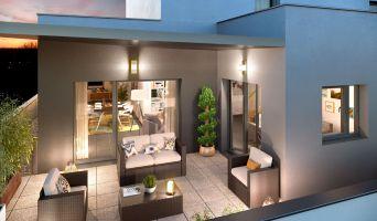 Toulouse programme immobilier neuve « Le Cours des Minimes » en Loi Pinel  (2)