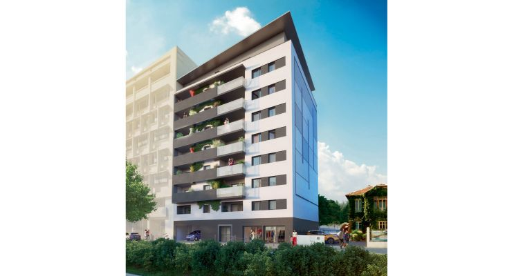 Photo du Résidence « Le Cours des Minimes » programme immobilier neuf en Loi Pinel à Toulouse