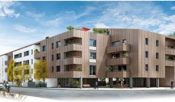 Résidence « Le Greengarden 2 » programme immobilier neuf en Loi Pinel à Toulouse n°1