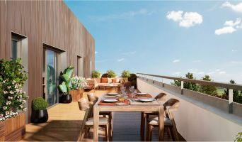 Résidence « Le Greengarden 2 » programme immobilier neuf en Loi Pinel à Toulouse n°3