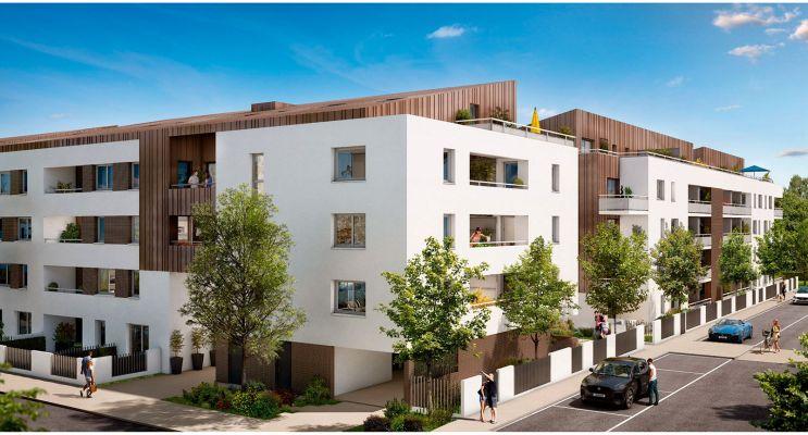 Résidence « Le Greengarden » programme immobilier neuf en Loi Pinel à Toulouse n°1