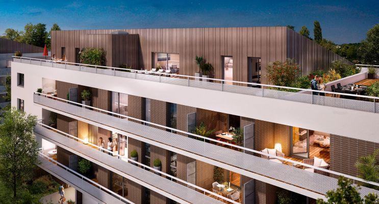 Résidence « Le Greengarden » programme immobilier neuf en Loi Pinel à Toulouse n°2