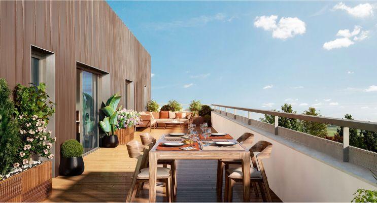 Résidence « Le Greengarden » programme immobilier neuf en Loi Pinel à Toulouse n°3