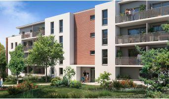 Photo du Résidence « Le Jardin de Marius » programme immobilier neuf en Loi Pinel à Toulouse