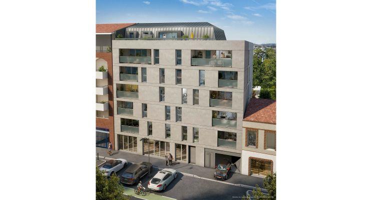Résidence « Le Jules » programme immobilier neuf en Loi Pinel à Toulouse n°1