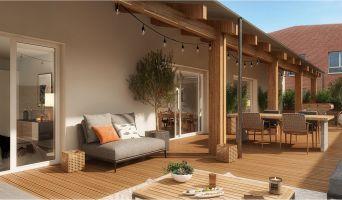 Toulouse programme immobilier neuve « Le Miranda » en Loi Pinel  (2)