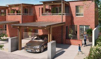 Toulouse programme immobilier neuve « Le Miranda » en Loi Pinel  (3)