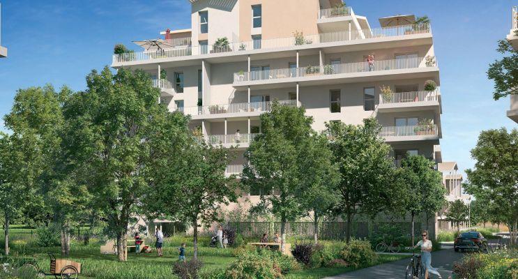 Photo du Résidence « Le Parc du Faubourg » programme immobilier neuf en Loi Pinel à Toulouse