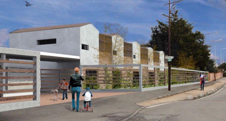 Résidence « Le Pastel » programme immobilier neuf en Loi Pinel à Toulouse
