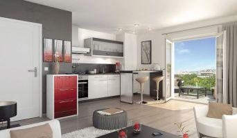 Résidence « Le Patio Cyrano » programme immobilier neuf en Loi Pinel à Toulouse n°2