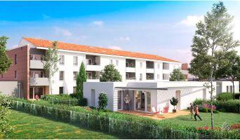 Photo du Résidence « Le Patio de Carmel » programme immobilier neuf en Loi Pinel à Toulouse