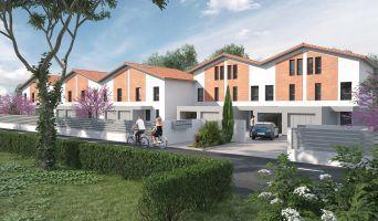 Toulouse programme immobilier neuve « L'Éclat des Violettes »  (2)