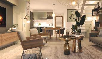 Toulouse programme immobilier neuve « L'Éclat des Violettes »  (3)