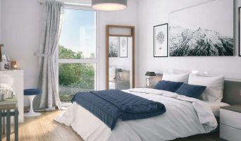 Toulouse programme immobilier neuve « L'Éclat des Violettes »  (4)