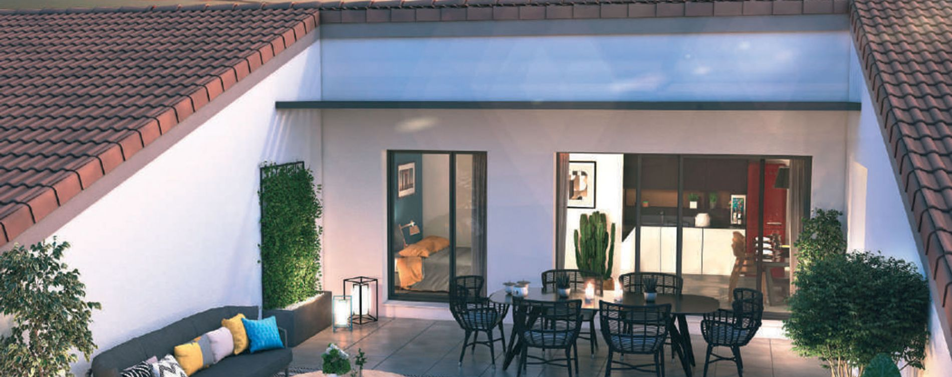 Toulouse : programme immobilier neuve « L'Ecrin de Paul » en Loi Pinel (5)