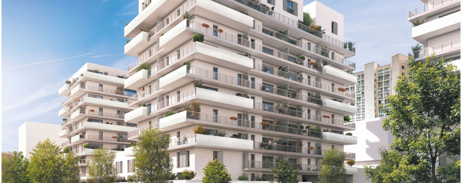 Toulouse : programme immobilier neuve « Les Arènes » en Loi Pinel (2)