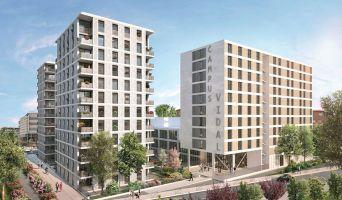 Photo du Résidence « Les Arènes » programme immobilier neuf en Loi Pinel à Toulouse
