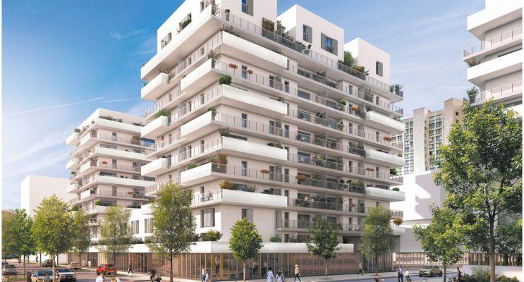 Résidence « Les Arènes » programme immobilier neuf en Loi Pinel à Toulouse n°2