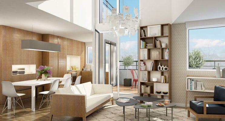 Résidence « Les Arènes » programme immobilier neuf en Loi Pinel à Toulouse n°3