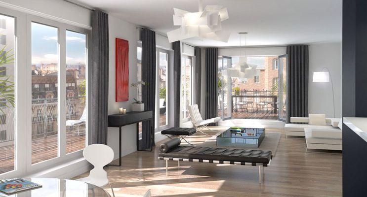 Résidence « Les Arènes » programme immobilier neuf en Loi Pinel à Toulouse n°4