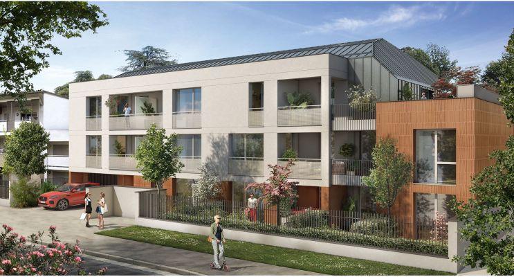 Photo du Résidence « Les Camélias » programme immobilier neuf en Loi Pinel à Toulouse