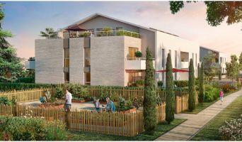 Photo du Résidence « Les Cèdes Bleus » programme immobilier neuf en Loi Pinel à Toulouse