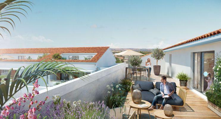 Photo du Résidence « Les Jardins De Joséphine » programme immobilier neuf en Loi Pinel à Toulouse